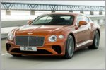 Bentley launches new Continental GT V8