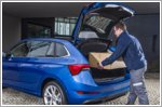 Skoda tests new pilot scheme that turns cars into delivery addresses