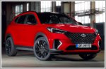 Hyundai Tucson receives N Line treatment