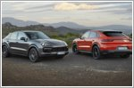 Porsche presents the new Cayenne Coupe