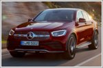 Mercedes-Benz reveals updated GLC Coupe