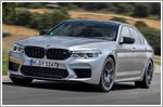 The new BMW M5 Competition is now available in Singapore