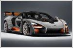 McLaren creates a 1:1 scale Senna using LEGO