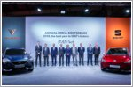 Seat to launch six electric and plug-in hybrid models by 2021