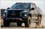 Mitsubishi unveils the L200 Absolute pickup