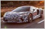 McLaren future 'Grand Tourer' teased