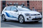 Volkswagen tests highly-automated driving in Hamburg