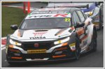 Honda leads manufacturer standings in British Touring Car Championship opener