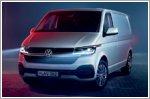 Volkswagen debuts new Transporter van