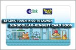 EZ-Link, Touch 'n Go to launch Singdollar-ringgit Combi Card soon