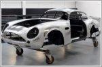 Aston Martin DB4 GT Zagato Continuation takes shape