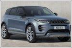New Range Rover Evoque scores five stars for safety