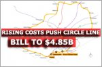 Rising costs push bill for final stage of Circle Line to $4.85b
