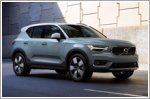 Volvo starts XC40 production in China