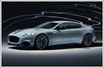 Production ready Aston Martin Rapide E debuts in Shanghai