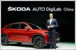 Skoda introduces Auto DigiLab in China