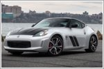 Nissan celebrates 50 years of the Z car with a special edition 370Z