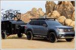 Volkswagen showcases Atlas Basecamp Concept