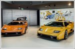 Lamborghini museum revamped as MUDETEC, the Museum of Technology