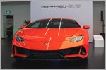 Lamborghini Huracan EVO launched in Singapore