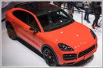 Porsche Cayenne Coupe celebrates Asian premiere