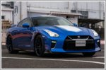 Nissan GT-R 50th Anniversary Editon debuts in New York