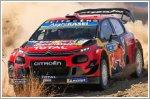 Citroen C3 WRC heads to Latin America