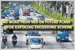 NEA not ready to announce plans for expiring car emissions scheme
