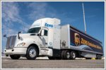 Toyota partners with Kenworth to unveil heavy duty electric fuel cell truck