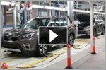 Tan Chong International unveils new Subaru plant in Thailand