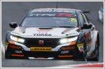 Honda BTCC team heads to Donington Park