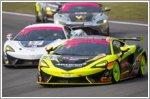 McLaren scores strong start in British GT Championship