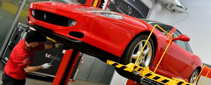 Ferrari Premium Maximum Peace Of Mind