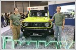 The Singapore launch of the new Suzuki Jimny