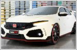 Life-size LEGO Honda Civic Type R debuts