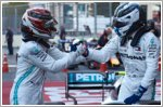 Mercedes-AMG Petronas Motorsport claim a one-two victory in Baku