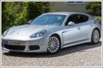 10 years of the Porsche Panamera