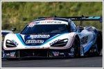 McLaren 720S GT3 scores at European debut