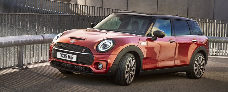Mini Launches The New Clubman