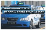 ComfortDelGro to trial dynamic fares from 15 May