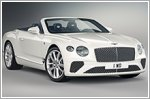 Bentley's exclusive Continental GT Convertible by Mulliner