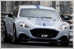 Aston Martin Rapide E makes dynamic debut in Monaco