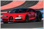 Bugatti to test Chiron and Chiron Sport at Circuit Paul Richard
