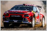 Citroen scores sixth consecutive WRC podium
