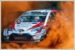 Toyota Yaris WRC wins Rally Chile