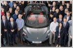 McLaren Automotive marks building its 20,000th car