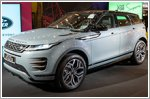 The new Range Rover Evoque has arrived