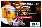 BCC Automotive Giveaway - Servicing Packages & Fire blankets worth up to $1,200!