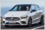 The New Mercedes-Benz B-Class: More Sports for the Tourer