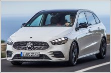This is the new Mercedes-Benz B-Class